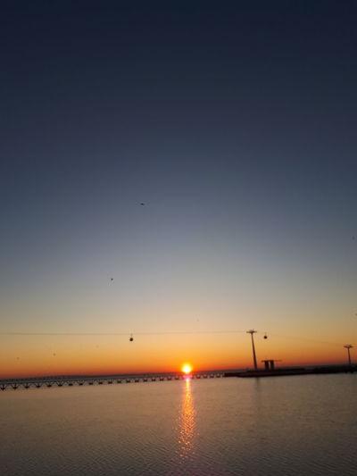 EyeEm Selects Samsung Galaxy A5 2017 Expo98 Portugal Parque Das Nações Sunset Sun Sky Reflection