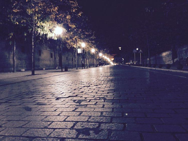 Streetphotography Nightphotography Night Lights Loneliness