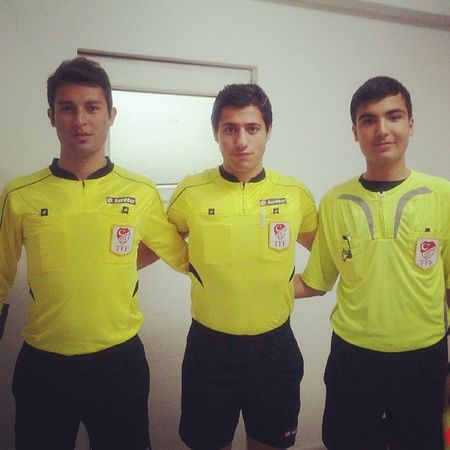 We Are A Team ! Referee Good Times With My Team Yellow