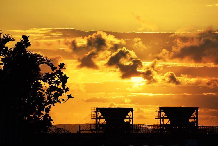 Sunset Laguancha