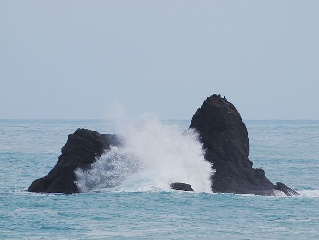 2018.01.28 #新潟県 #糸魚川市 糸魚川市 新潟県 Sea Beauty In Nature Nature Water Horizon Over Water No People Outdoors
