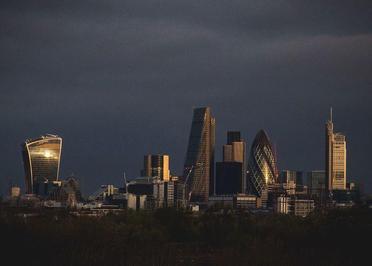 Skyline Sunrise City Life City LONDON❤ Urbanphotography Urban London Architecture Taking Photos Cityscape Cityscapes Skyline Sunrise Sunrise_Collection