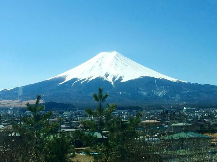 Fujisan Japan