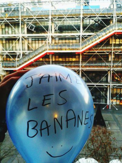 banana Balloon