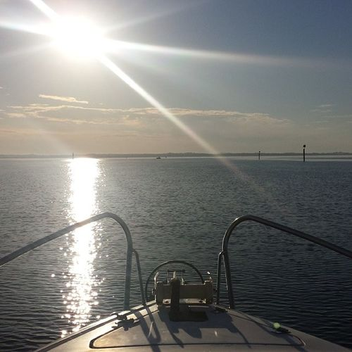 Port was calm today Nofilter Fishing Westernport