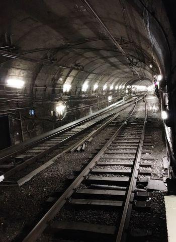 The Underground Underground Metro Tube Railway