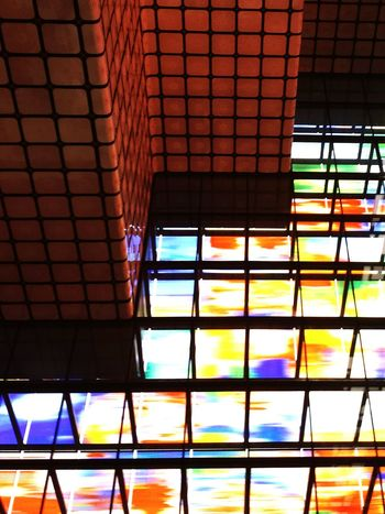 Architecture Creative Design Colourful Life Museum Beeld En Geluid Netherlands