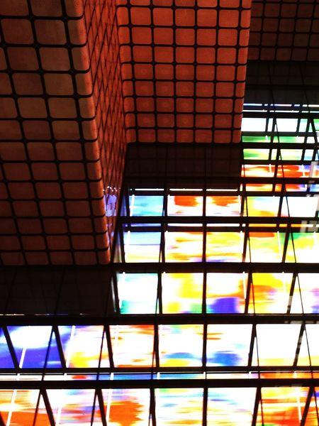 Architecture Creative Design Colourful Life Museum Beeld En Geluid Netherlands