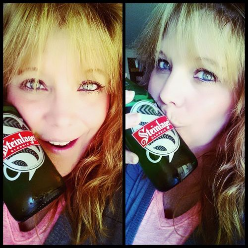 When a girl loves her beer...mmm... 🍺🍻 Beer Beergirl Whiskygirl Steinlager Steinybabe Greeneyedlady Guzzling Classic NZ Newzealand Brew Chick Realwoman Realshit Fridaynight Friday Nelson Fun Party Drink Queensbirthday Queensbirthdayweekend Safe Hot Ready letsgo takemeout weekend