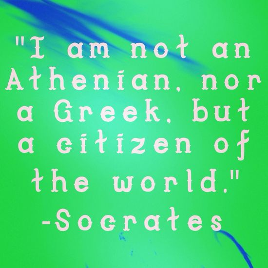 Unity Sócrates Words Of Wisdom... Wisdom