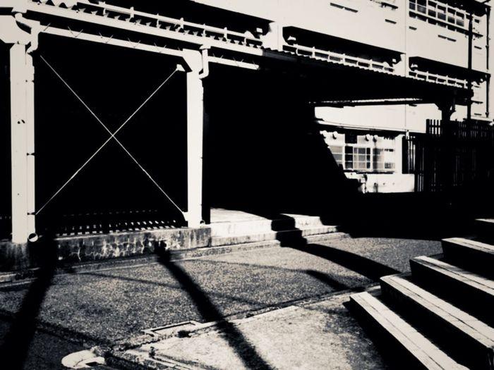 A New Day Streetphotography Blackandwhite Japan Streetphoto_bw