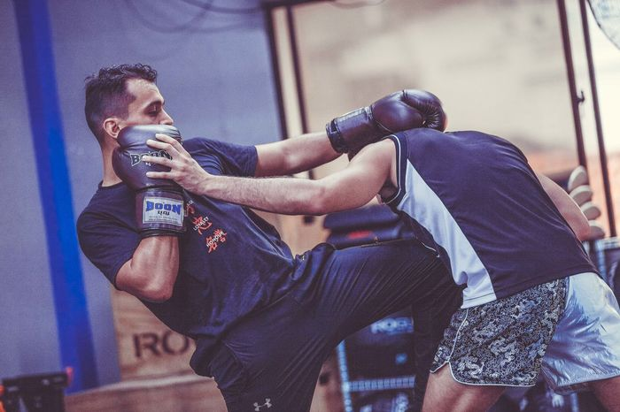 Fighting Fitness Fitness Training Krav Maga Martial Arts Muay Thai Self Defense Sports Photography