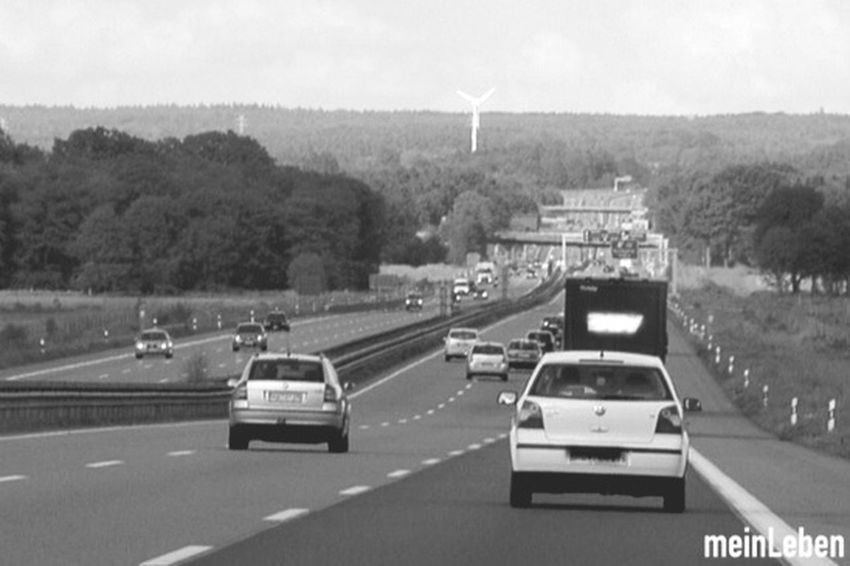 On the way back home:) Autobahn Cars Roadtrip Hello World