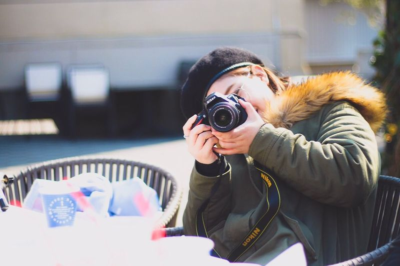 it's me Me Camera Mycamera Nikon D5500 Cameraforbeginners Japanesegirl