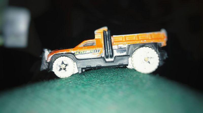 Capture Car Ride Sport Trokita Huawei P8 Lite. 4x4 Veracruz,México Player Of The Day
