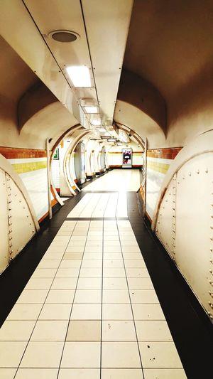 Travel No People Indoors  Full Length Subway Train Corridor Underground Underground Station  Underground Passage Empty