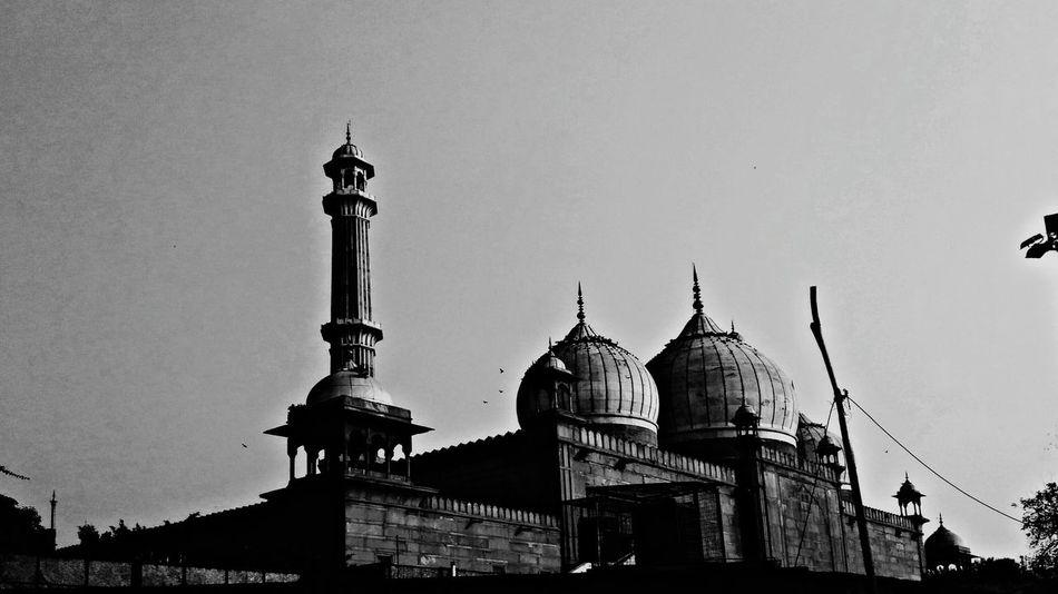 JamaMasjid Backview Delhi6DelhiGram Delhi, India Instagood Instadaily Instalike Instapic