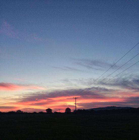 Good morning ? Daybreak Sky Skyporn Clouds And Sky