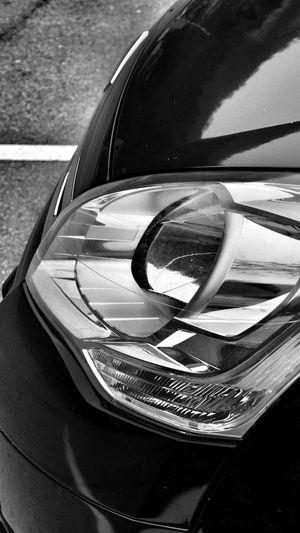 Drive Car Land Vehicle Transportation Close-up Day No People Outdoors Detail Black Car Car Light Family Car Metal No People, Trasportation