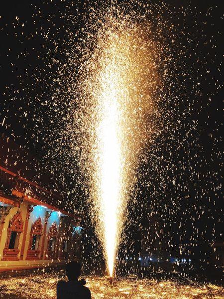 Fireworks in Thailand Fireworks