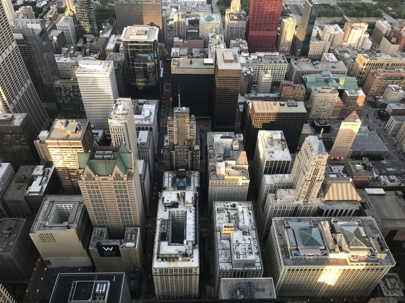 Some more of Chicago 😊 Skyscraper Cityscape City Architecture Building Exterior Modern Aerial View Travel Destinations Tower Skyline High Angle View No People Downtown Outdoors Tall Urban Skyline Day Chicago Photography The Architect - 2017 EyeEm Awards