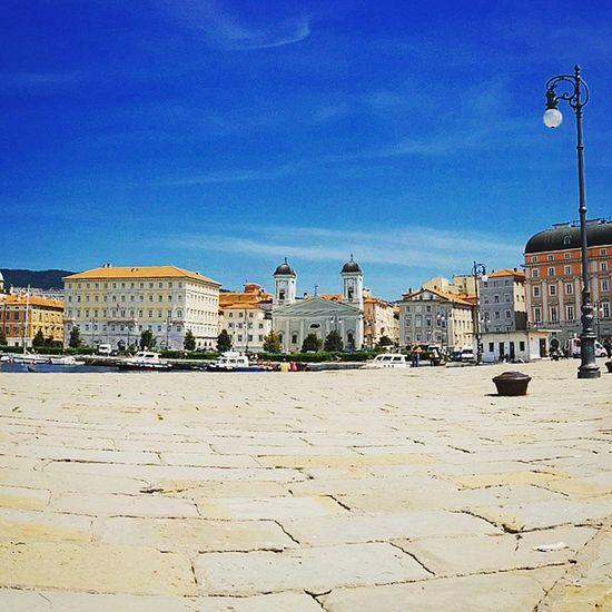 Trieste Moloaudace