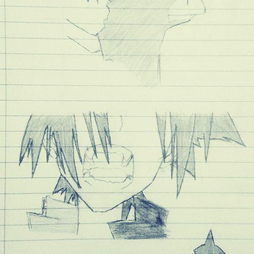Touta, sasuke, and ren Anime Mangaart