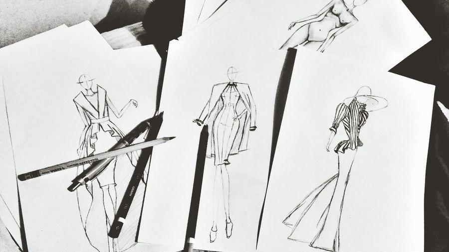 Fashion Designer Fashion Illustration Art I Must Get In