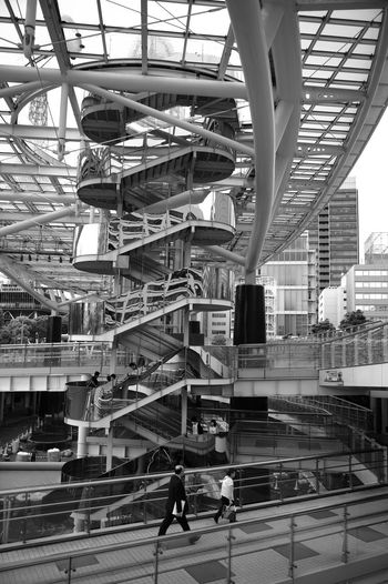 ELMARIT-M 28mm F2.8 Architecture Blackandwhite Building Building Exterior Built Structure Bw City City Life Day Leica Lifestyles Low Angle View M9-p Men Modern Monochrome Outdoors People Real People Walking