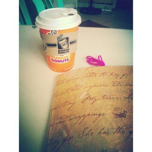 Enjoying my coffee in a cold weather :) yes, malamig sa pilipinas ewan ko kung bakit ;)) OPD Ent ECOD DD pH