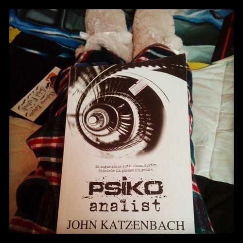 Psikolojime yardimci olur mu bilmem Kitap Polisiye Gerilim Reading