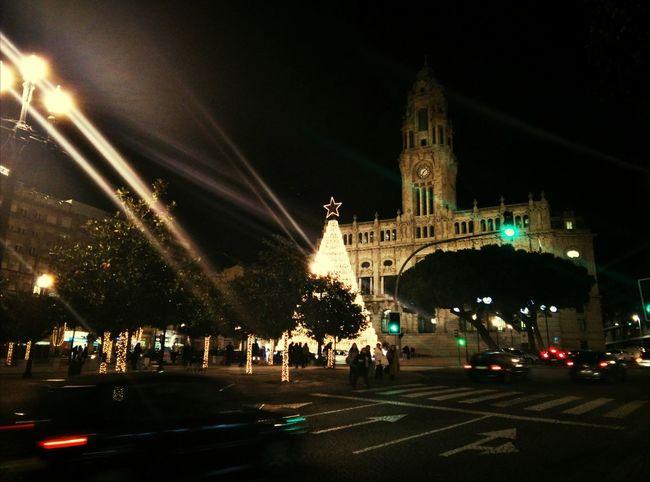 Merry Christmas! December Cold Christmas Lights
