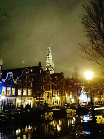 Near the red light district, Amsterdam.