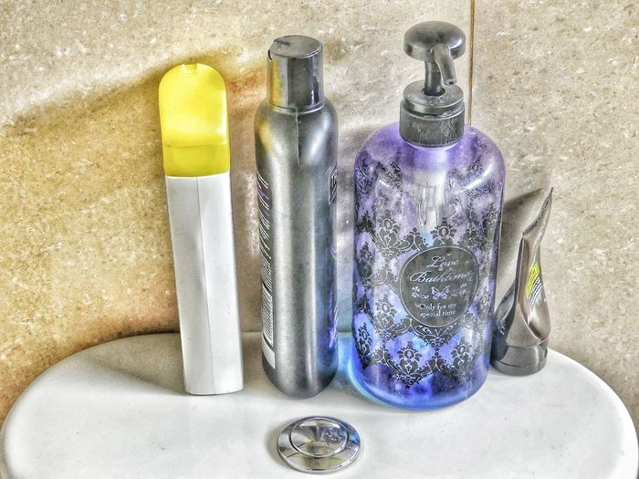 StillLifePhotography Soft Colors  Pastel Shades Light And Pattern Sunlight And Shadow Colours Of Life Color Splash Stillleben Stillness Still Life Photograpy Bottle Fresh And Clean Freshness Daydreaming ShowerTime