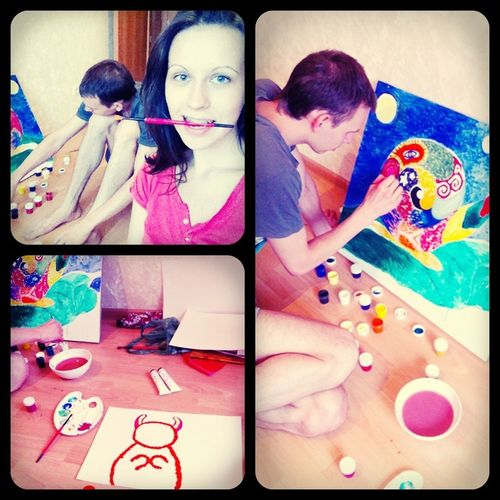 Painted Pictures