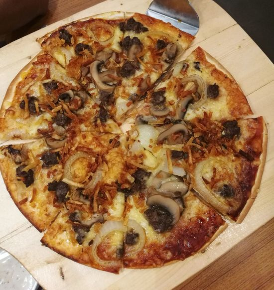 Food, pizza, comfort food Food And Drink Ready-to-eat Indulgence Plate