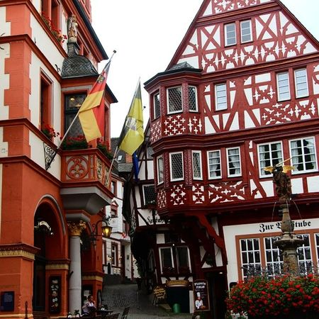 Beautiful Fairytale  Architecture Bernkastel Kues