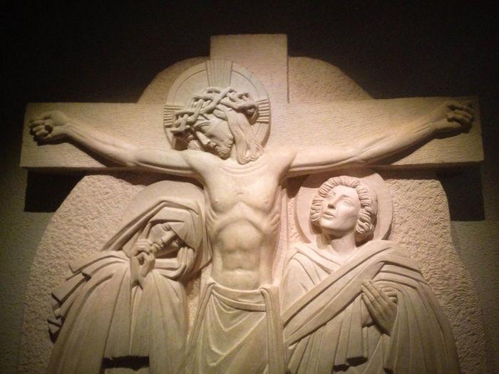 Art Church No People Oratorium Religion Sculpture Spirituality Statue