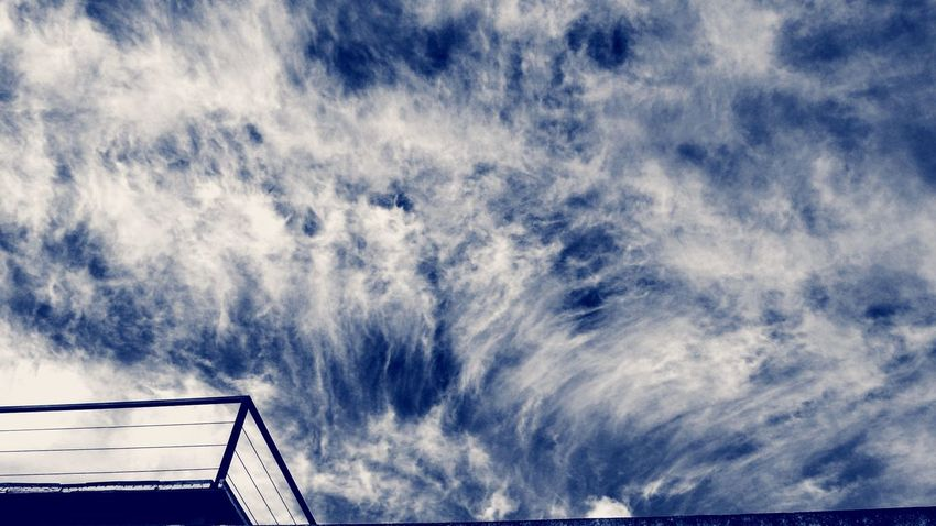 Low Angle View Nature Sky No People Outdoors Cloud - Sky Day Beauty In Nature Tranquility Scenics Built Structure Architecture Building Exterior