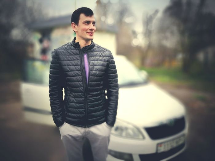 Only Men Car One Man Only One Person People City Day Lifestyles Businessman Belarus. Minsk Freedom Sweet Like Cars Goodday Beautiful People
