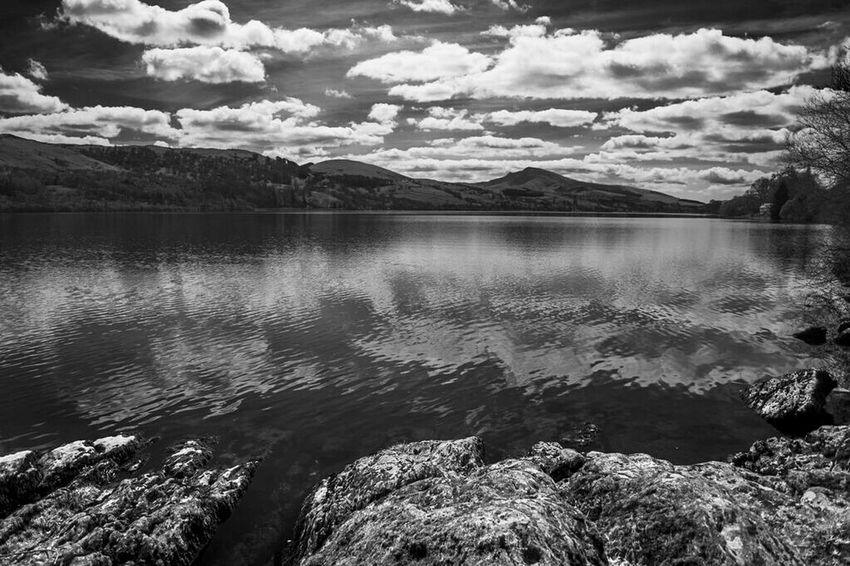 Landscape Landscape_Collection Blackandwhite Monochrome Bala Lake Traveling