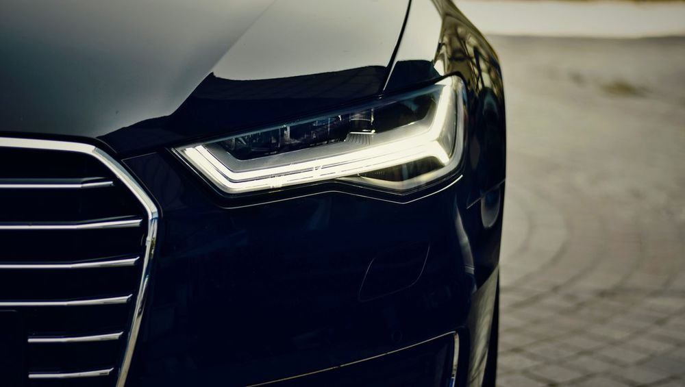 This Eyes going to kill you Audi Automobile Automotive Photography Cars Scheinwerfer Monster Danger Audi ♡ Audi A6 Audi Audi TT Audi A4 Audi A3 Modern Racecar Front View