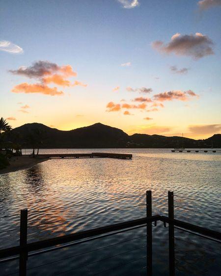 Sunsets Antigua And Barbuda