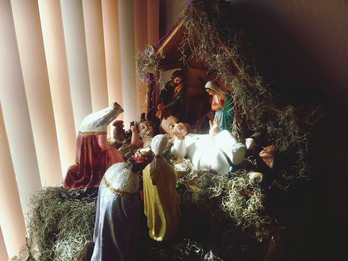 Nacimiento De Jesus Nacimiento Navideño Jesus Is My Savior