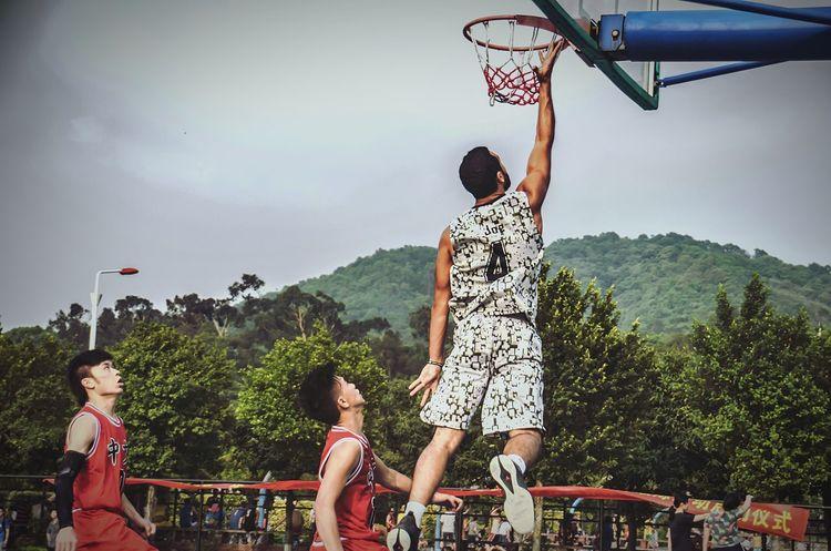 🏀💫 加油 📣⛽️ Basketball China International