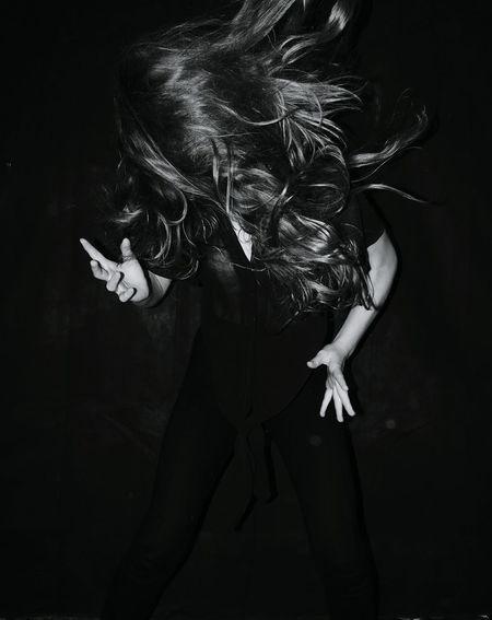 Hair What All You Need Is Love Saman What Is That? Idontknow IDontCareILoveIt Lights Girl Strange... 😸