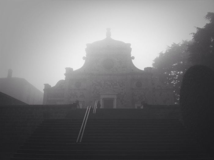 Foggy Morning Divearchitecture Mission Mystery EyeEm Italy