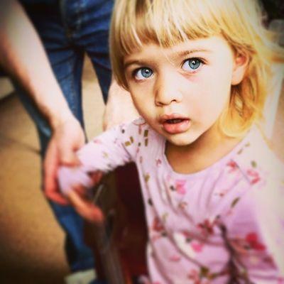 Amélie's music is better than it sounds. Little_munchkin_patch_Childcare