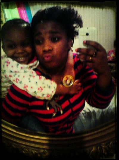 She say momma iimma hold you dwn til our otha half come home Fr27 ButtDaddy