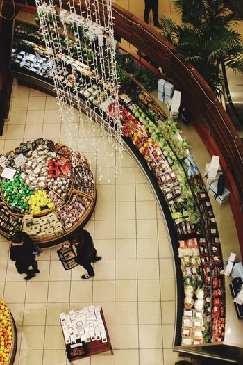 Food Market Shop Store Grocery Shopping
